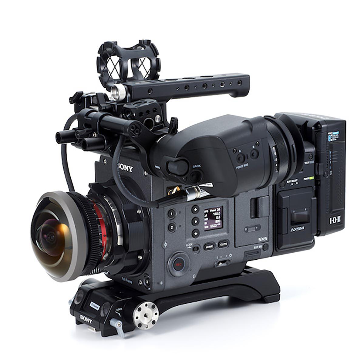 Entaniya HAL 220 PL with Sony Venice camera