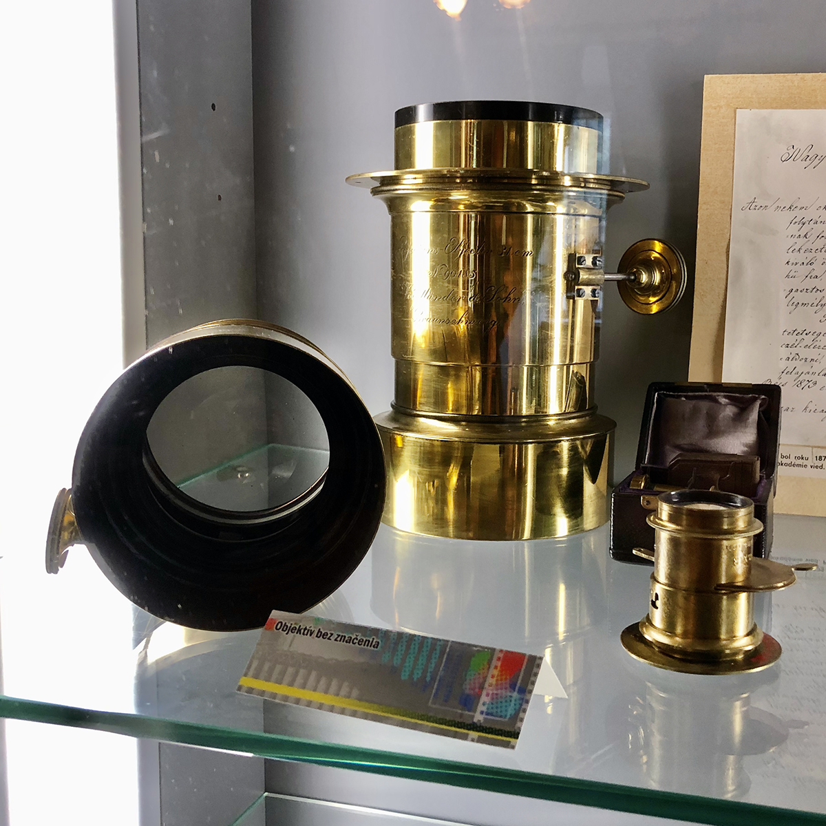 Petzval Lens 1